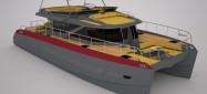 Aguz CAT60 Motor Yacht